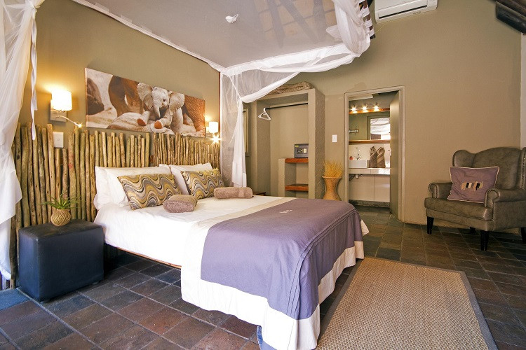 Twyfelfontein country lodge - double room